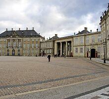"Quens Palace ""Amalienborg"" by imagic"