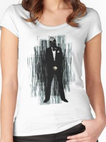 Doing Business Women's Fitted Scoop T-Shirt