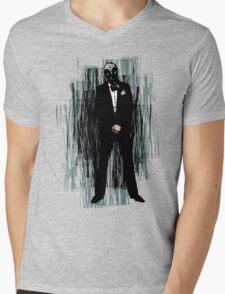 Doing Business Mens V-Neck T-Shirt