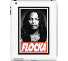 Flocka Stencil iPad Case/Skin