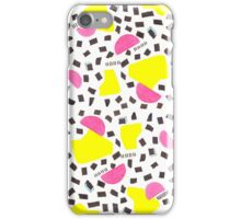 Party Shapes iPhone Case/Skin
