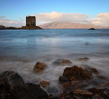 Castle Stalker by Martina Cross