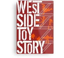 West Side Toy Story Metal Print
