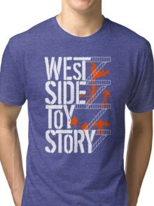 West Side Toy Story Tri-blend T-Shirt