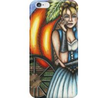 Steampunk Cinderella iPhone Case/Skin