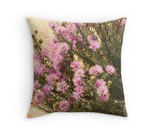 Melaleucas 1 Throw Pillow