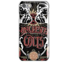 Winchester Colts iPhone Case/Skin