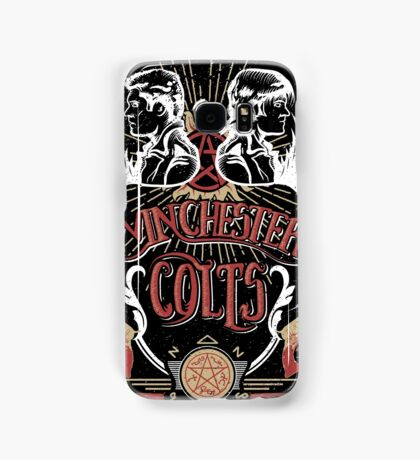 Winchester Colts Samsung Galaxy Case/Skin