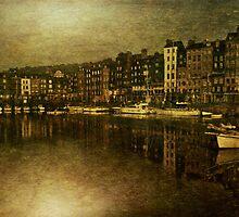 Honfleur by Bob Culshaw