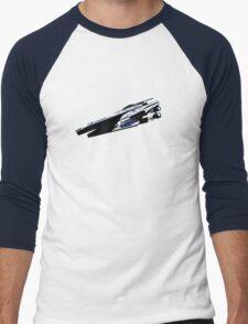 Mass Effect Alliance Cruiser Men's Baseball ¾ T-Shirt