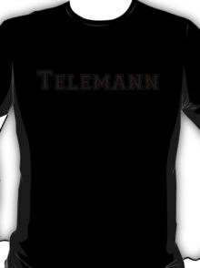 Telemann College T-Shirt