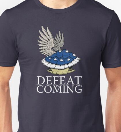 Defeat is Coming Unisex T-Shirt