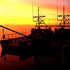 90' of Lobster Boat. by Amphitrite