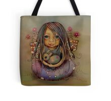 tiny and isabella  Tote Bag