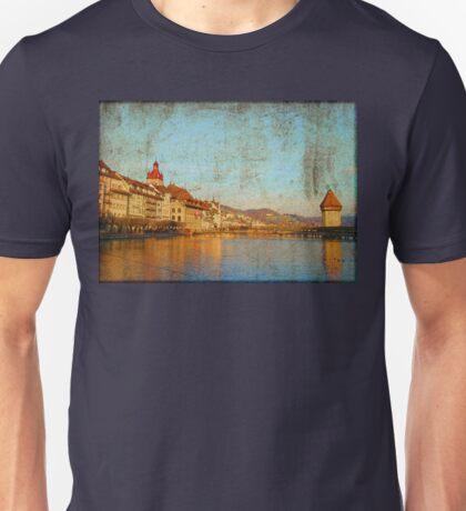 The Bridge (Lucerne) Unisex T-Shirt