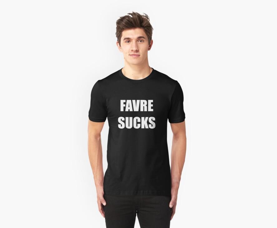 FAVRE SUCKS AGAIN by kylebrown