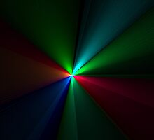Rays Of Color by stacyrod