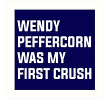 Wendy Peffercorn - Sandlot Design Art Print