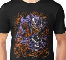 Black Spidey Unisex T-Shirt