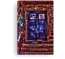 Urban Door Fine Art Print Canvas Print