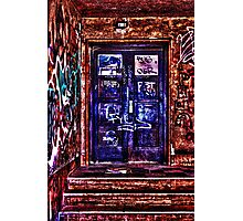 Urban Door Fine Art Print Photographic Print