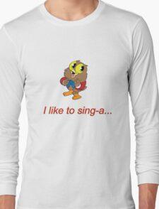 OWL JOLSON Long Sleeve T-Shirt