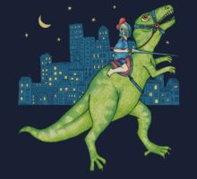 Dino Rider Kids Clothes