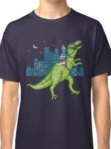 Dino Rider Classic T-Shirt