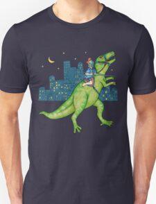 Dino Rider Unisex T-Shirt