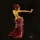 Dancer by Barbora  Urbankova