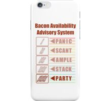 Plentiful Bacon! iPhone Case/Skin