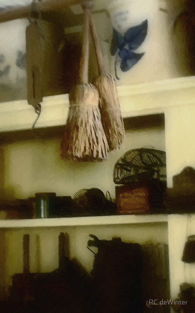 The Well-Equipped Pantry by RC deWinter