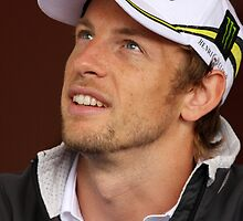 Jenson Button Formula 1 World Champion! 2 by LisaRoberts