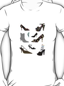 Shoe Tshirt T-Shirt