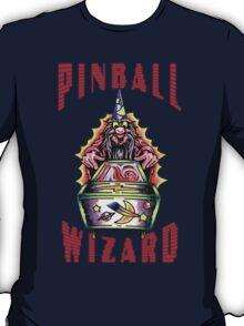 Pinball Wizard.  T-Shirt