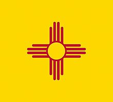 Smartphone Case - State Flag of New Mexico by Mark Podger