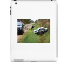 Ditch Lesson iPad Case/Skin