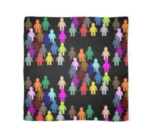 United Colors of Minifig [Large]  Scarf