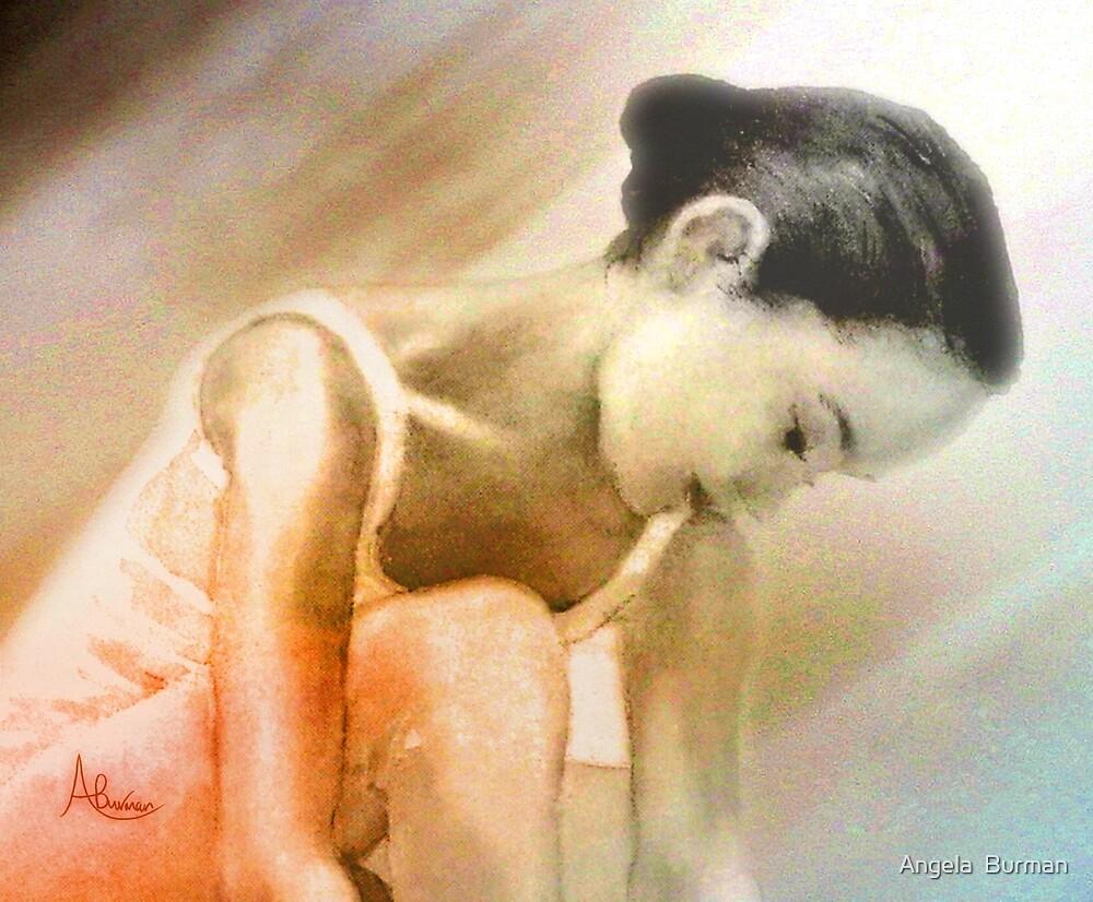 A Dancer's Prayer by Angela  Burman