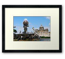 Castle howard Framed Print