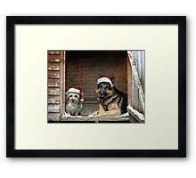 Christmas is for everyone Framed Print