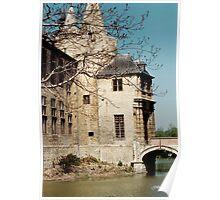 Laarne Castle - Belgium Poster