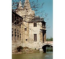 Laarne Castle - Belgium Photographic Print