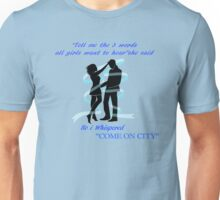come on city (he) Unisex T-Shirt