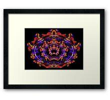 Fractal 38 Framed Print