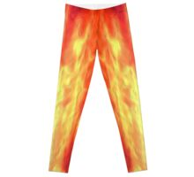 Sky Fire Leggings