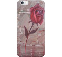 'Memory of the Rose' iPhone Case/Skin