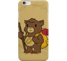 Caring Baggins iPhone Case/Skin