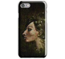 The Bride of Glass Blossoms iPhone Case/Skin
