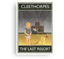 Cleethorpes - The Last Resort Canvas Print